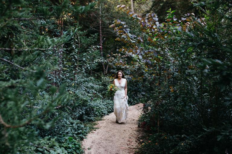Bohemian Big Sur Fall Destination Wedding Venue Big Sur