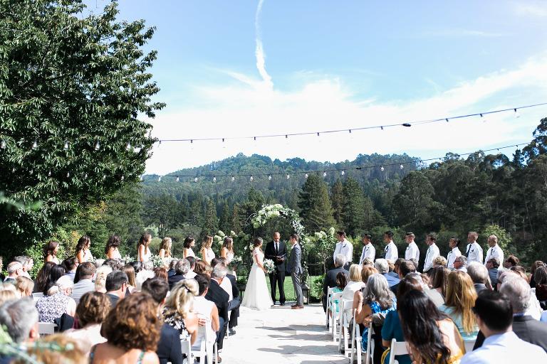 McKenzie & Nick // Charming Woodsy Chateau Wedding // Brazilian ...
