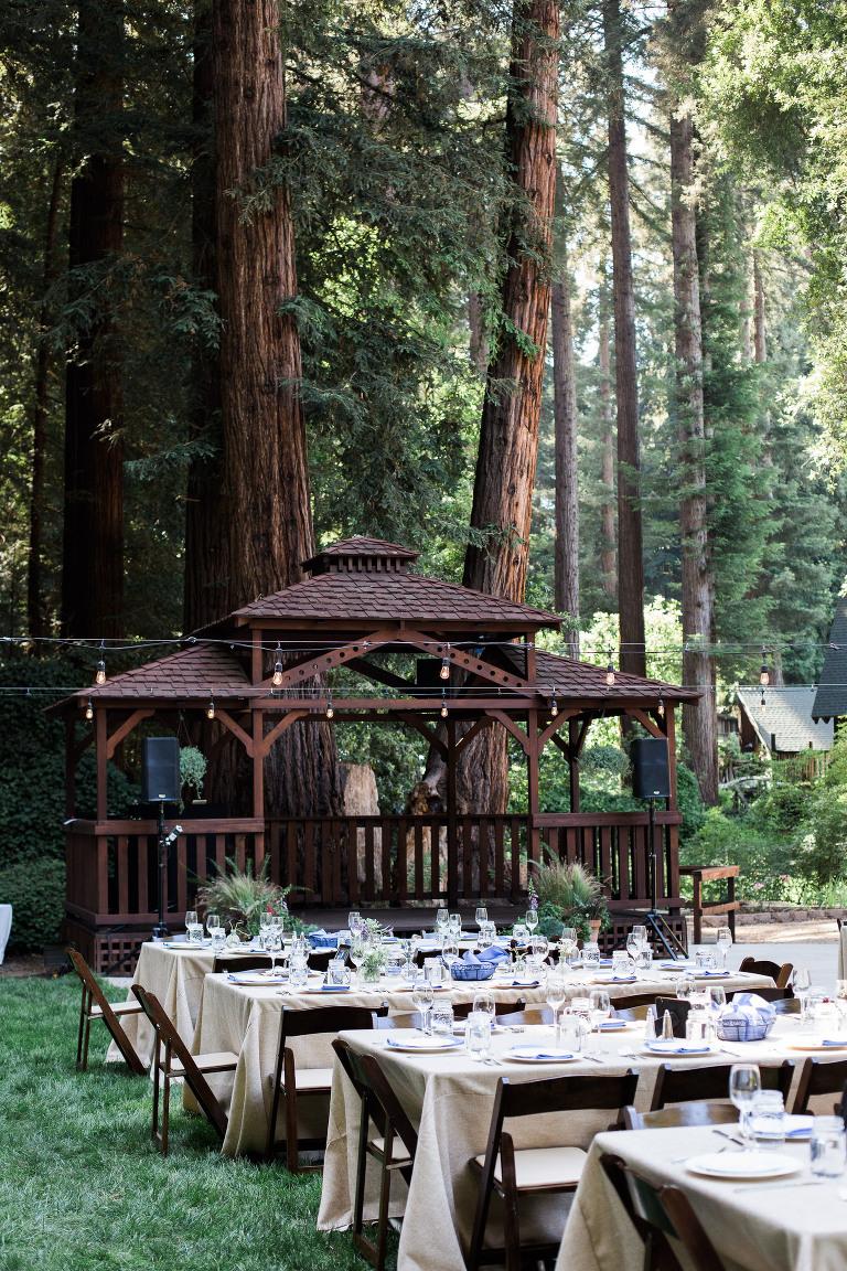 Redwood Forest Wedding Venues near Santa Cruz