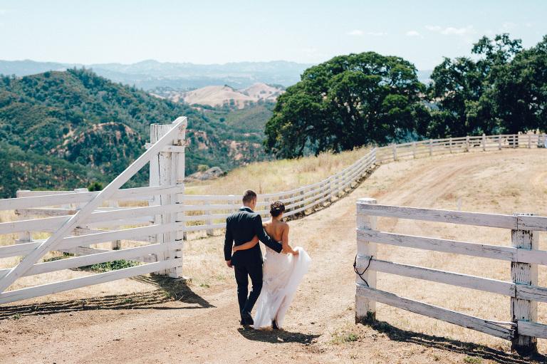 K d diablo ranch walnut creek wedding for Wedding dresses walnut creek ca