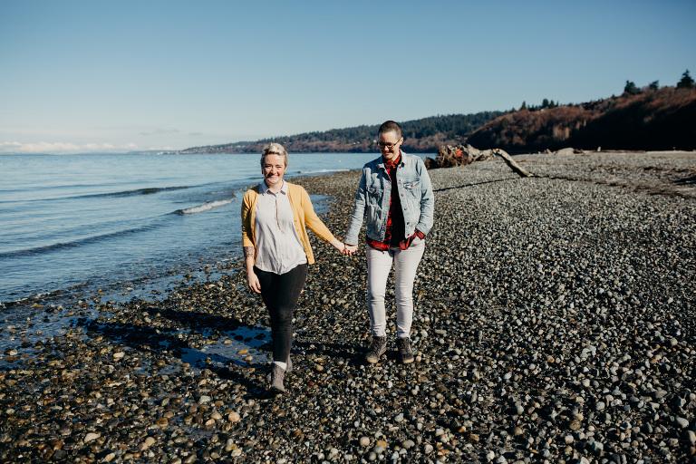 Seattle Washington Engagement Photographer