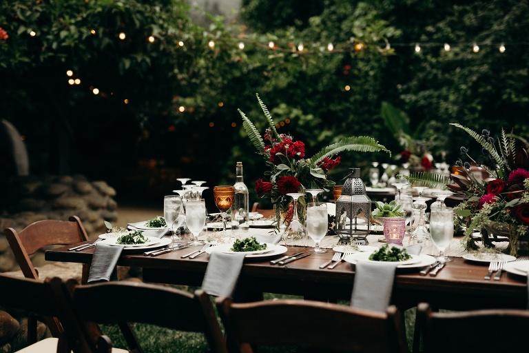 The Holly Farm, Carmel Wedding Venue