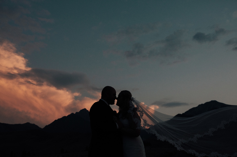 Convict Lake Resort Wedding, Mammoth Lakes