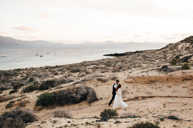 california free-spirited elopement photography