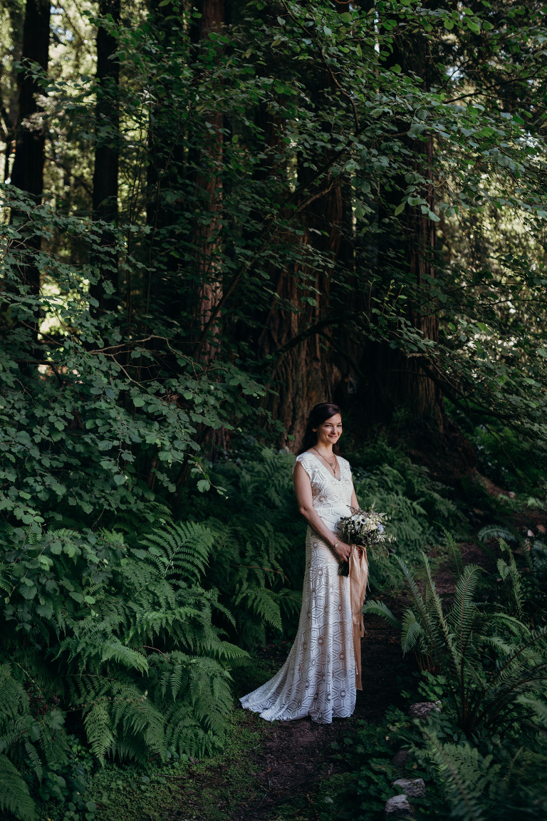 Fern River Resort Wedding / Santa Cruz Wedding Photographer