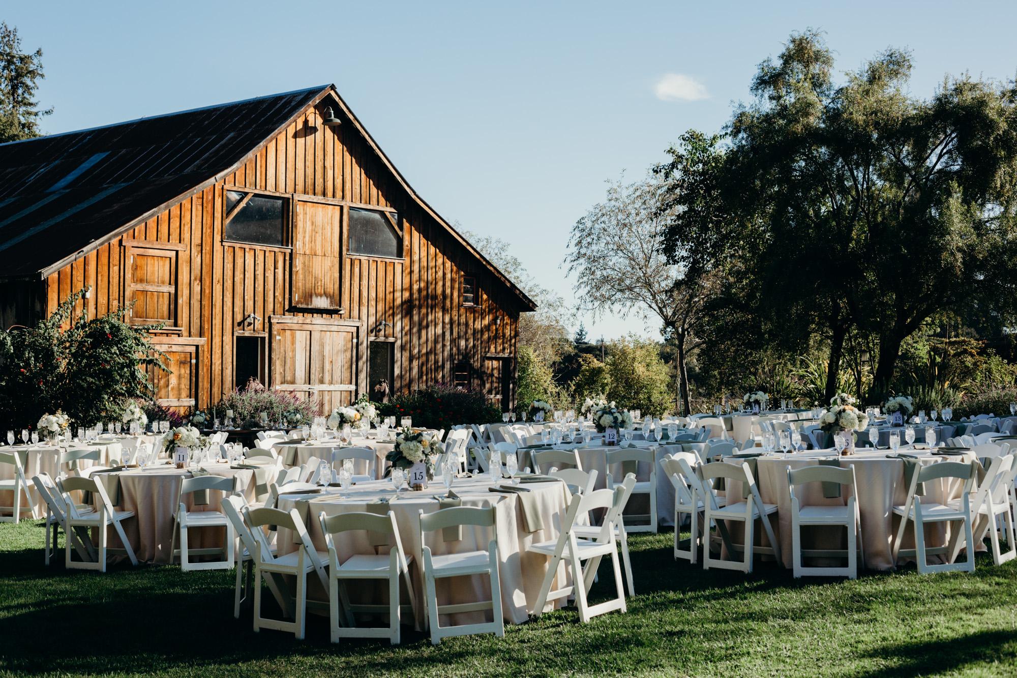 Rancho Soquel Santa Cruz Wedding Venue 3