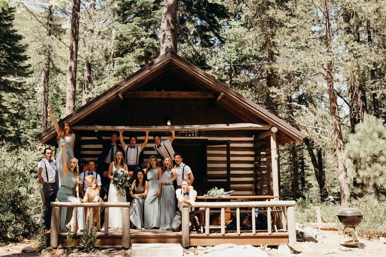 Camp Themed Chalet View Lodge Mountain Wedding Graegle