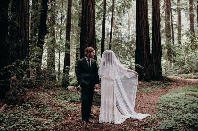 where and how to elope in big sur