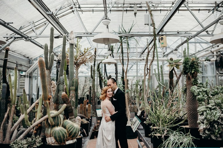 Intimate UC Botanical Garden Wedding, Berkeley