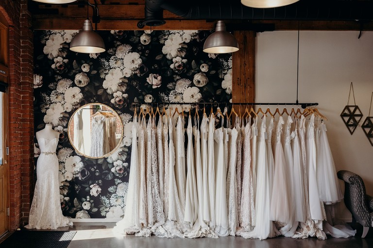 Northern California's Unconventional Wedding Dress Boutique for the Free-Spirited Bride