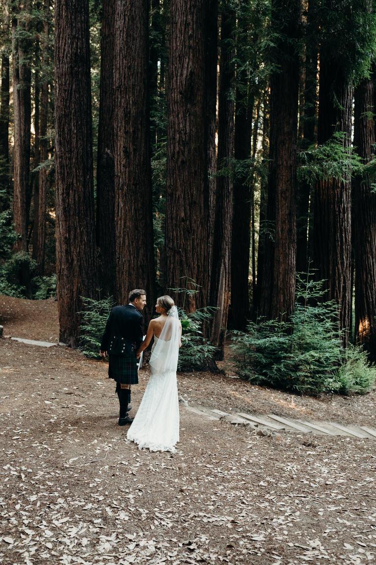 Waterfall Lodge and Retreat Weddings in Ben Lomond ...