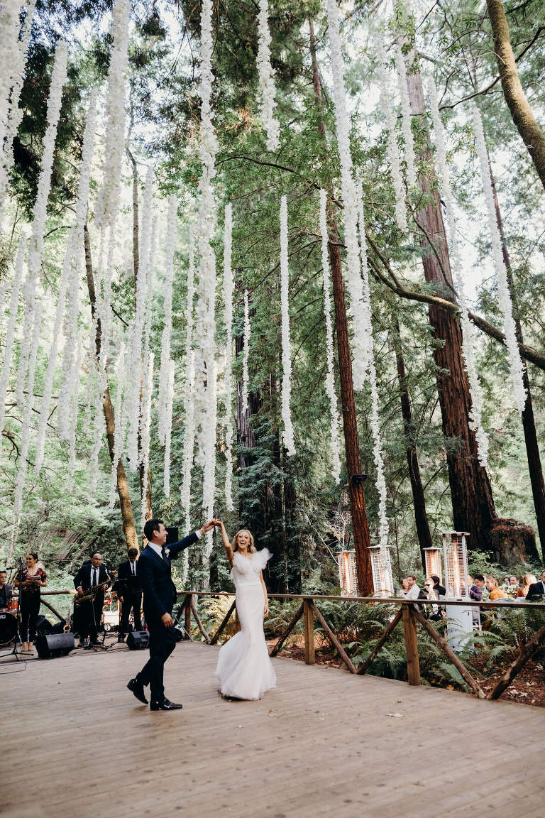 Best Redwood Forest Wedding Venues In California Melissa