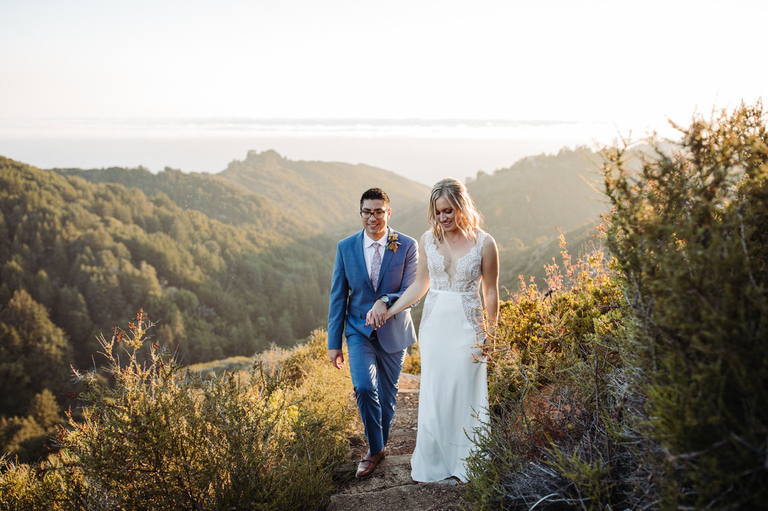 loma vista big sur elopement