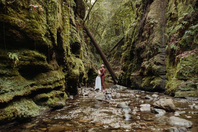 big sur adventure elopement photographer