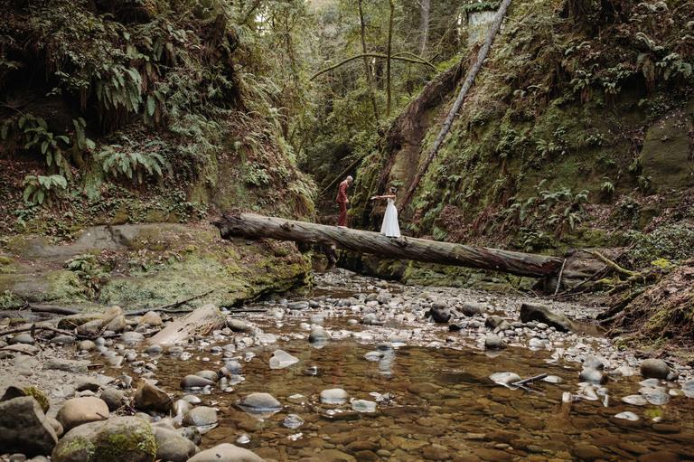 santa cruz elopement photographer